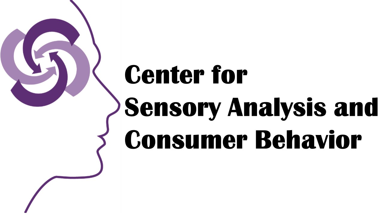 Center for Sensory Analysis and Consumer Behavior logo